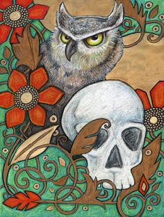 Curious Creatures Animal Art by Lynnette Shelley