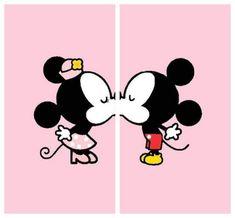 fondos de pantalla para compartir con tu pareja 10 Mickey Mouse Wallpaper Iphone, Iphone Wallpaper Glitter, Funny Iphone Wallpaper, Emoji Wallpaper, Wallpaper Backgrounds, Mickey Mouse Kunst, Mickey Mouse Cartoon, Mickey Minnie Mouse, Cute Couple Wallpaper