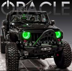 Image of Oracle Halo Kits (Trucks, Off-Road) ... DIY or we offer these pre-installed. Message us for more info. http://dragonbydesign.bigcartel.com/product/oracle-halo-kits-automobile