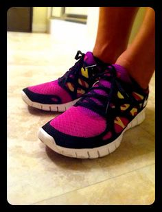 Best shoes, ever! Good for short-distance running, Crossfit, Cross-training, you name it!