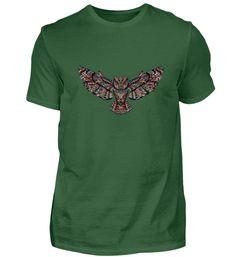 Eulenglanz T-Shirt Mens Tops, Fashion, Owls, Cotton, Moda, Fashion Styles, Fashion Illustrations
