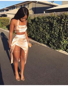 Black Girl Birthday Outfit Ideas on Stylevore Sexy Outfits, Sexy Dresses, Trendy Outfits, Cute Dresses, Girl Outfits, Fashion Outfits, School Outfits, Baddie Outfits Party, Bad And Boujee Outfits