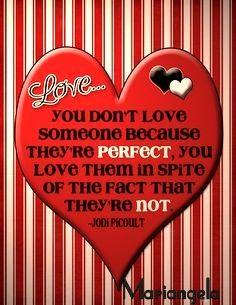 perfect love ...?