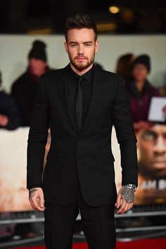 Liam at the #IAMBOLT premiere in London tonight - 28.11.2016