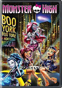 Monster High: Boo York, Boo York a monsterific musical