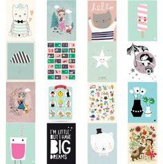 posters psikhouvanjou Verjaardagscadeau voor kids van 4 jaar of 5 jaar: leuke cadeau tips voor kleuters