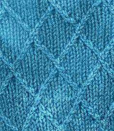 Knit Lattice