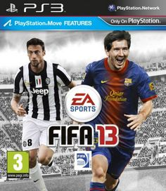 Review #Fifa13 - Soccer - EA