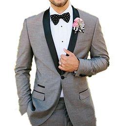 TPSAADE 2017 Neue Grey Bräutigam passt Custom Made Herren Hochzeit Anzug Bräutigam Smoking formelle party Herren Anzüge, http://www.amazon.de/dp/B071KJHGVC/ref=cm_sw_r_pi_awdl_xs_lcI5Ab5FZ8FQ1