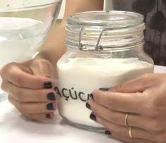 Adesivo caseiro: pronto! Fixe o adesivo no pote que quiser e espere secar (Foto: Divulgação)