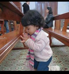 Pray ~ and teach your little ones to do the same from a very young age. Thank you Jesus! Precious Children, Beautiful Children, Beautiful Babies, Simply Beautiful, God Answers Prayers, Answered Prayers, Bibel Journal, Prayer Changes Things, Power Of Prayer