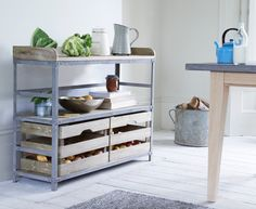 Loaf - This is the sort of thing that as soon as you own one, you'll give it its own name. Hall Thing, The Drawers. Plonking Unit?