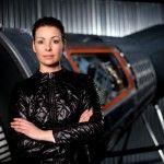 Renata Chlumska laddar för att bli första svenska kvinna i rymden