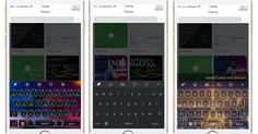 http://ift.tt/2sfGGRM to theme & customize iOS keyboard Color without jailbreak in iOS 10.3.2/10.3.1/10 or below http://ift.tt/2qtKYIP  Are you bored with the default keyboard color on iOS? I think many of you would say yes! Because Apple has not changed the look of the keyboard since iOS device were released. We have been using the same white keyboard same tick-tock sound from the beginning. Now its time to customize your keyboard color with lot more varieties without jailbreaking your…