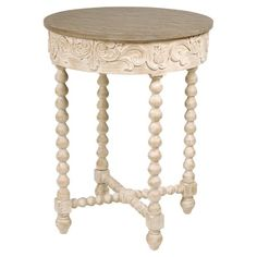 I pinned this Knotted Vine Side Table from the Aspen Lodge event at Joss and Main!