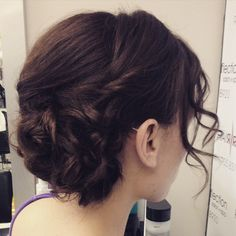 Book your #wedding #hair at #hairreflection whether you are a #bride, #guest or apart of the #bridal party we want to enhance your #beauty for the affair! #hairbyjules #hairreflection #updo #pickering