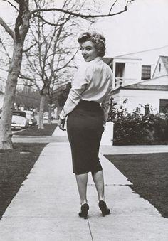 Marilyn Monroe, totally has it
