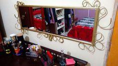 DIY: Espelho com moldura Vintage (Provençal)