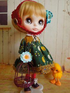 いろいろ。の画像   小梅のブログ Ooak Dolls, Blythe Dolls, Girl Dolls, Barbie Dolls, Creepy Dolls, Girls Characters, Doll Hair, Cute Dolls, Big Eyes