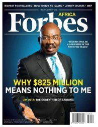Magazines.co.za - Forbes Africa issue page, latest issue June 2013