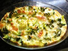 GRATIN: Brokkoli-Kartoffel-Auflauf