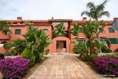 Apartment for sale in #Marina Tropical, #Casares Costa, #Bahia de Casares, #Casares, #Costa del Sol, #Spain.  2 bedrooms, 1 bathroom, communal gardens and swimming pool $74950 euros