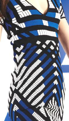 patternprints journal: PRINTS AND PATTERNS FROM PRE-SUMMER 2014 FASHION COLLECTIONS /   Diane von Furstenberg