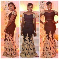 See This Creative Aso Ebi Styles - http://www.dezangozone.com/2015/11/see-this-creative-aso-ebi-styles.html DeZango Fashion Zone