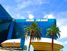 MGM Grand.. Las Vegas