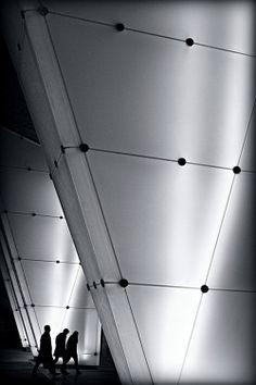 Wien Mitte by bostankorkulugu Shadow Architecture, Space Architecture, Architecture Details, Esther Stocker, Facade Pattern, Building Development, Cat City, Composition Design, Street Photo