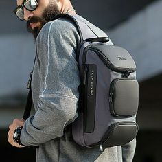 """Men's Anti-theft Chest Sling Bag Crossbody Shoulder Bags Casual Daypack Backpack View """"Men's Anti-theft Chest Sling Bag Crossbody Shoulder Bags Casual Daypack Backpack"""" on eBay Price: 35.99 Payments: Ends on : The post Guys's Anti-theft Chest Sling Bag Crossbody Shoulder Bags everyday Daypac… appeared first on BookCheapTravels.com."""