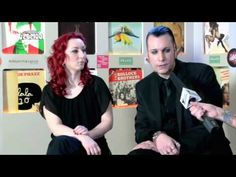 Blutengel im Interview zu OMEN bei YAGALOO.TV