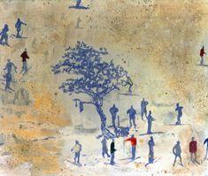 Peter Doig http://whitesnowshow.blogspot.com/2006/12/peter-doig.html?view=flipcard