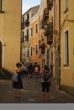 TOP WORLD TRAVEL DESTINATIONS: Salerno, Italy