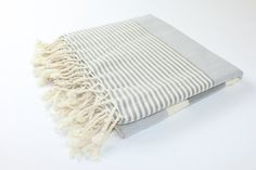 Premium Handmade Peshtemal Beach Towels by TurkishLinenTowels