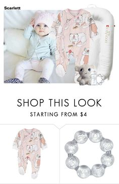 """""""09.27.16//Day at home"""" by littlekidsfashion ❤ liked on Polyvore featuring Little Marc Jacobs and LuckyBoySunday"""