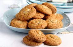 Brasil Bão: Biscoitos de amêndoas.