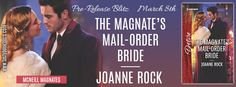 Reese's Reviews: Pre-Release Blitz for THE MAGNATE'S MAIL-ORDER BRI...