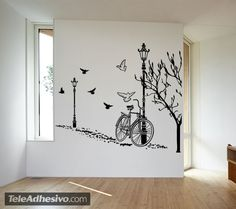 Mural Painting, Creative Wall Painting, Window Film Designs, Paint Designs, Wall Drawing, Wall Painting, Wall Graphics