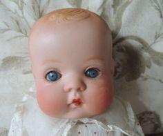 "Rare  So-Called ""Skippy"" Hertel Schwab Character Baby #126"