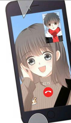 Anime Cupples, Kawaii Anime, Anime Guys, Anime Art, Cute Chibi Couple, Anime Love Couple, Cute Anime Couples, Happy Birthday Love Quotes, Manga Romance