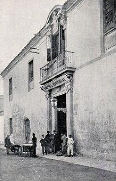 Hospital Provincial de Almería (1911)