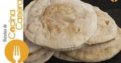 Pan Árabe - Recetas de Cocina Casera - Recetas fáciles y sencillas | Dulcería | Pinterest | Recetas, Youtube and Watches