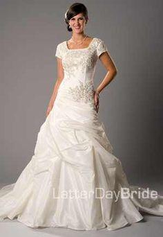 Latter-Day Bride - Mirabel