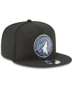 New Era Minnesota Timberwolves Team Metallic 9FIFTY Snapback Cap Men - Sports  Fan Shop By Lids - Macy s 212d29f6ff07