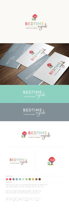Bedtime Originals | Heart & Ram | Web, Graphic, Logo, Packaging Design in Charleston, SC | Baby Bedding company logo re-design
