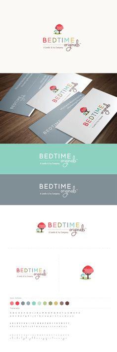 Bedtime Originals | Heart & Ram | Web, Graphic, Logo, Packaging Design in Charleston, SC | Baby Bedding company logo re-design