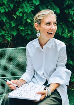 How It's Done: The Statement Earring – J.Crew Blog