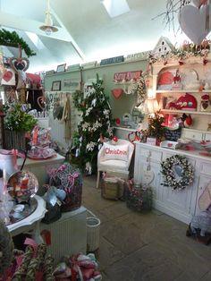 Christmas at Busy Bee Studio....