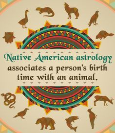 Native American Animals And Meanings Native american animal ...
